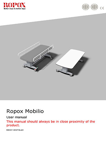 Ropox Changing Beds Mobilio