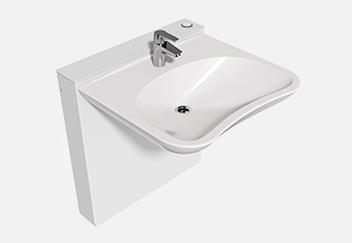 Standardline washbasin