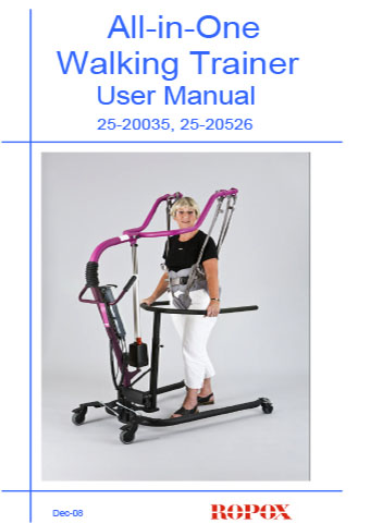 All-in-one Walking trainer