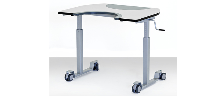 ErgoMulti Table / ErgoMultibord example