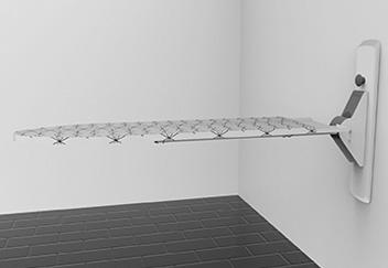 Ironing board / Højdeindstilleligt strygebræt